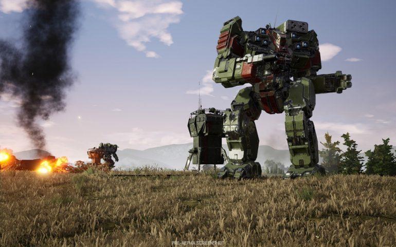 MechWarrior 5: Mercenaries delayed | PC