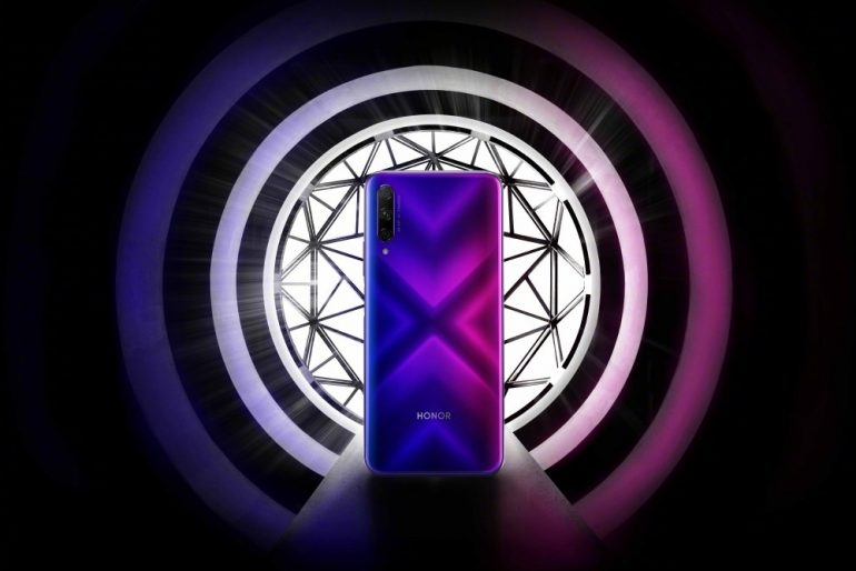 Here's a first look at the HONOR 9X with Kirin 810
