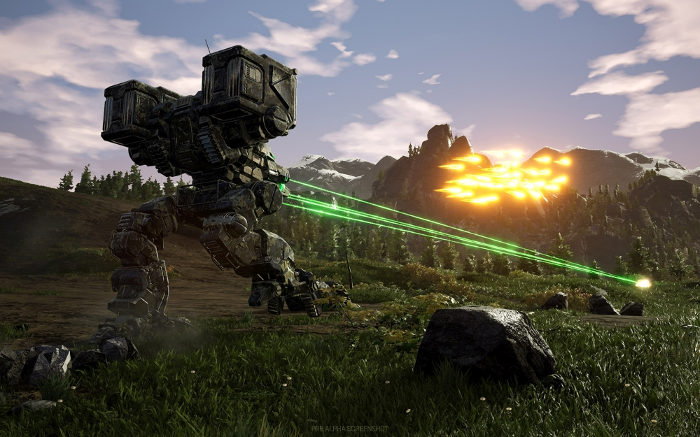 MechWarrior 5: Mercenaries to be Epic Games Store Exclusive