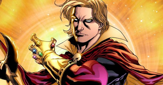 Adam Warlock Avengers Endgame