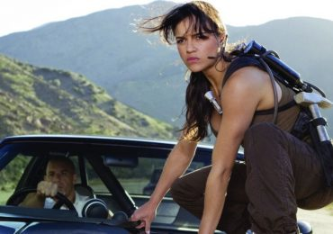 Michelle Rodriguez Fast & Furious