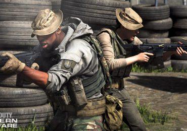 Call of Duty Modern Warfare Gunfight Mode PS Asia Facebook