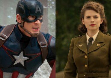Captain America MCU Avengers_ Endgame