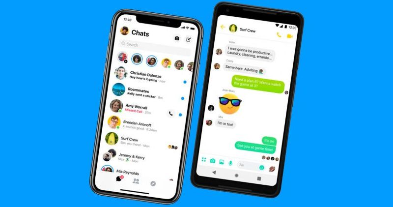 Facebook paid contractors to transcribe Messenger calls