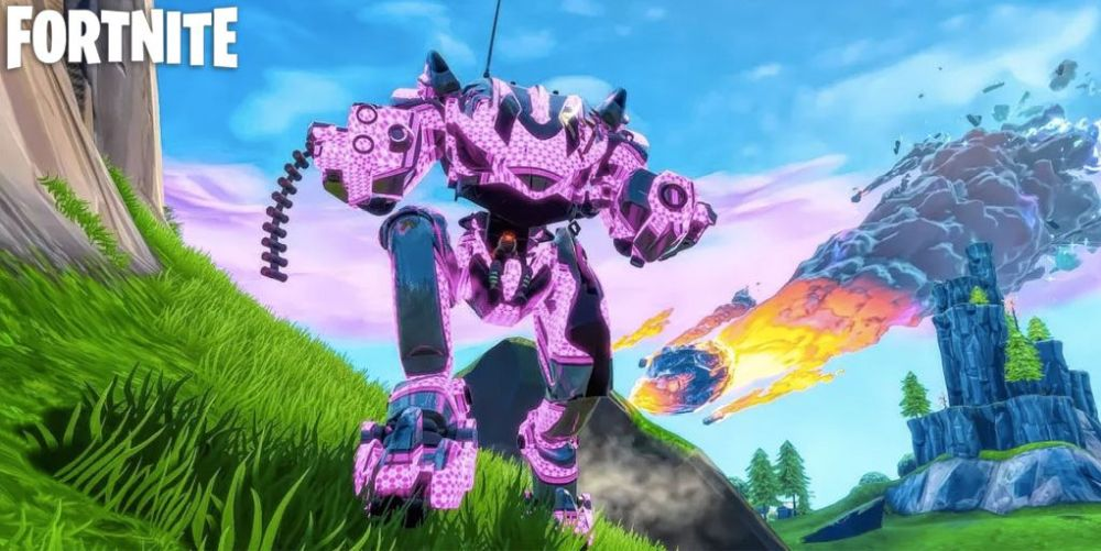 Epic Has Finally Nerfed Fortnite's Powerful B.R.U.T.E. Mech