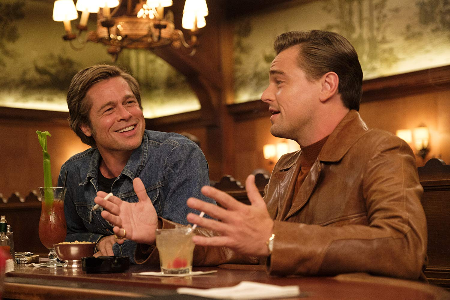 Once Upon a Time in Hollywood Quentin Tarantino Top 10 Best Movies of 2019