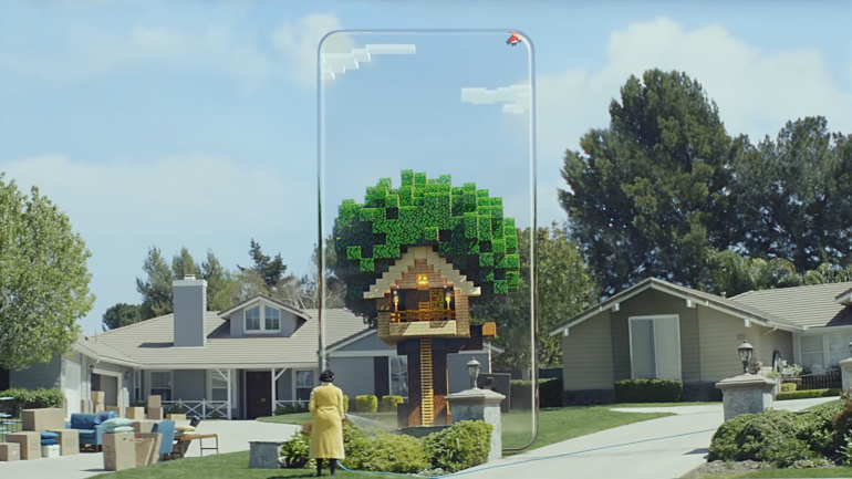 Microsoft finally brings Minecraft Earth on Android devices, but only in beta