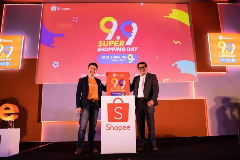 Shopee 9 9 Super Shopping Day Is Back For 2019 Starts From 19