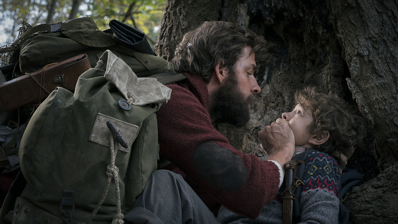 5 Big Budget Horror Films - A Quiet Place