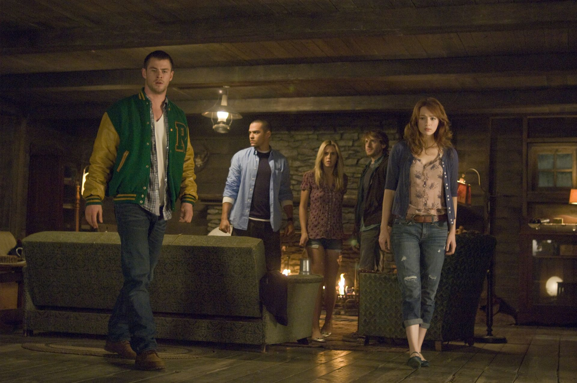 5 Big Budget Horror Films - Cabin in the Woods