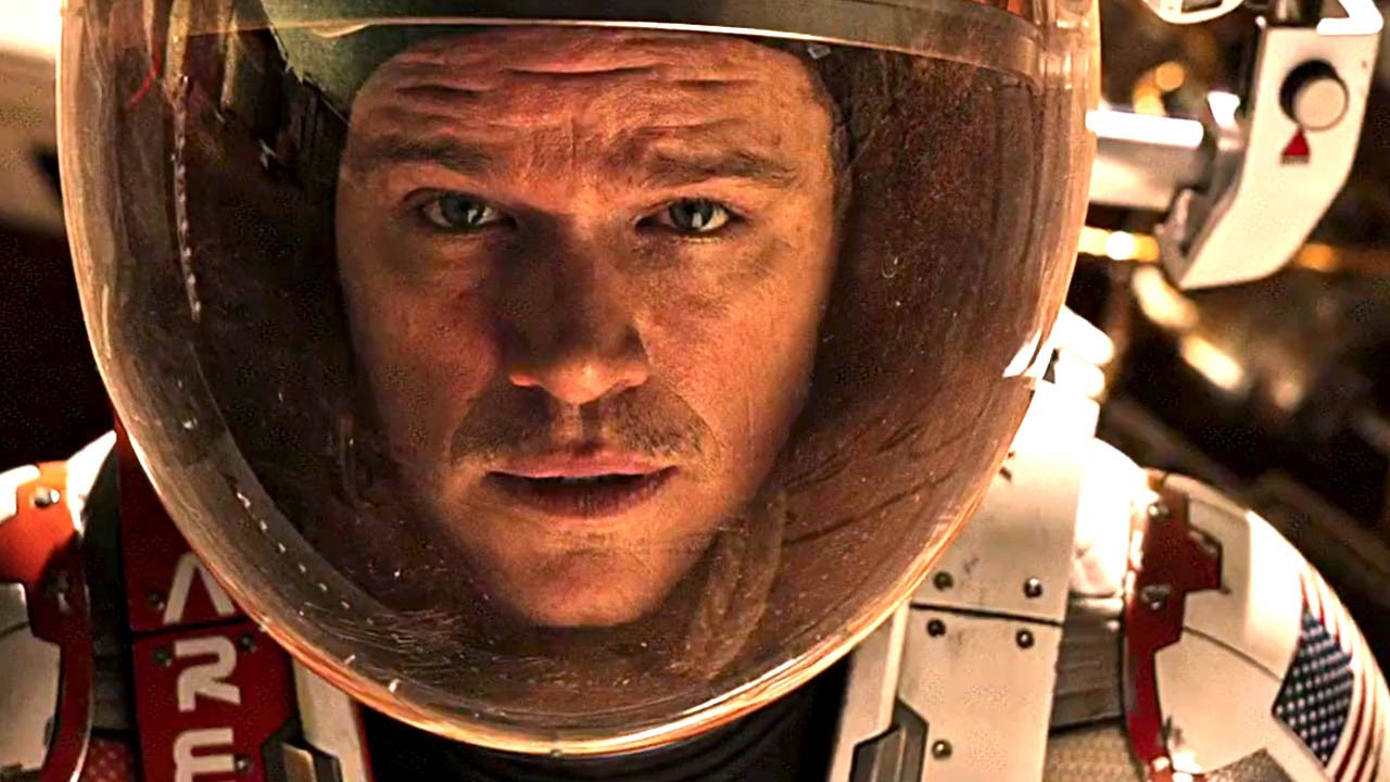 5 Space Films Better Than Ad Astra The Martian