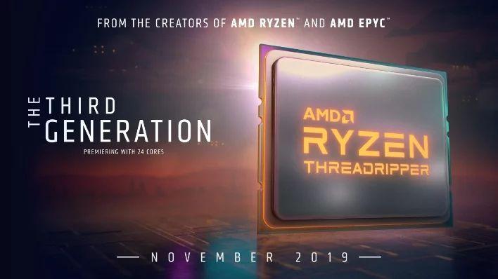 AMD slip-up reveals Ryzen 7 3750X CPU with 105W TDP