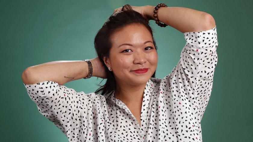 Adele Lim Crazy Rich Asians