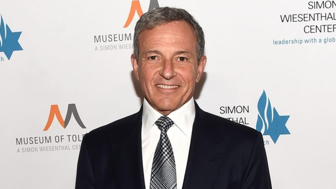 The Walt Disney Company CEO, Bob Iger