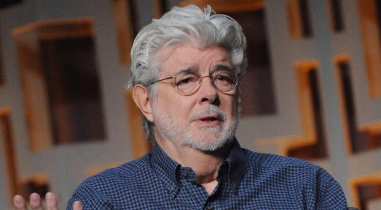 Disney Bob Iger Star Wars George Lucas