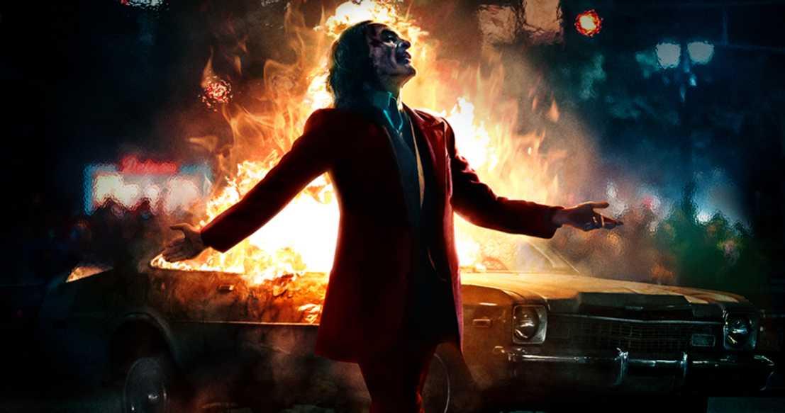 Batman May Have Appeared In Joaquin Phoenix's Joker