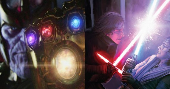 Kevin Feige MCU Star Wars