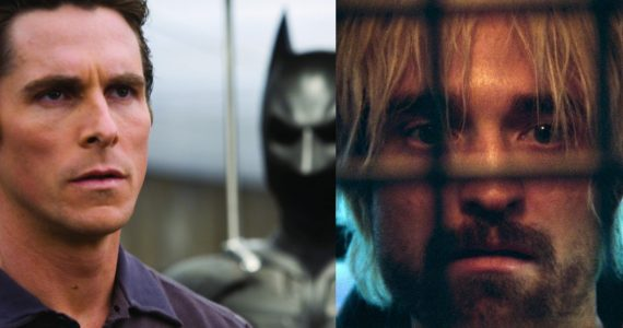 Robert Pattinson Christian Bale Batman