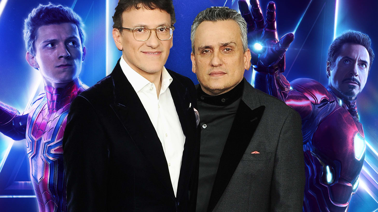 Russo Brothers Marvel Cinematic Universe MCU