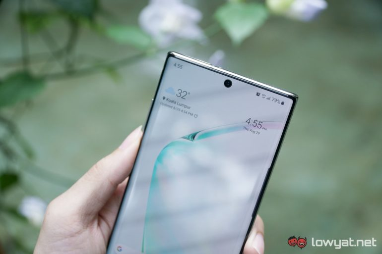 Samsung Addresses Galaxy S10 Series' Fingerprint Recognition Flaw