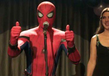 Spider-Man Marvel Cinematic Universe MCU