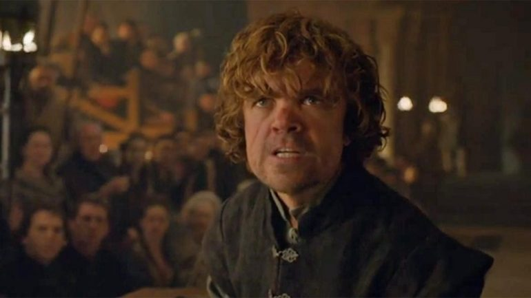 Peter Dinklage Tyrion Lannister Game of Thrones