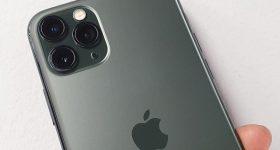Apple iPhone 11 Pro Back Tap iOS
