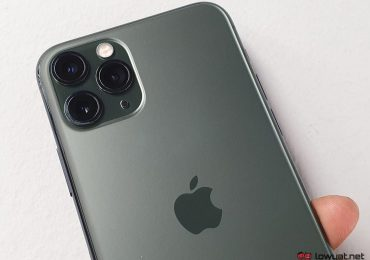 Apple iPhone 11 Pro Back Tap iOS