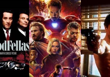 Martin Scorsese Marvel Cinematic Universe