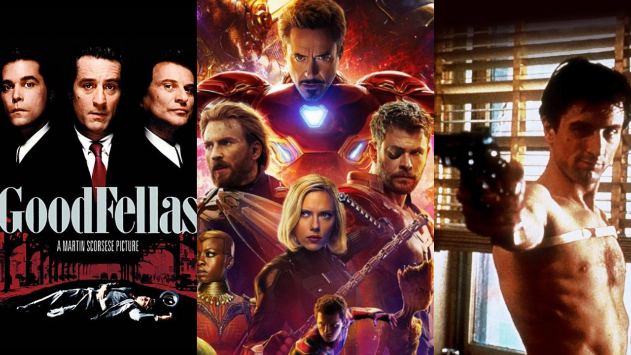 Martin Scorsese Marvel Cinematic Universe