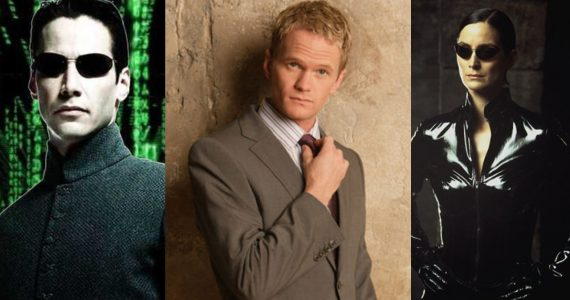 Matrix 4 Neil Patrick Harris Barney Stinson