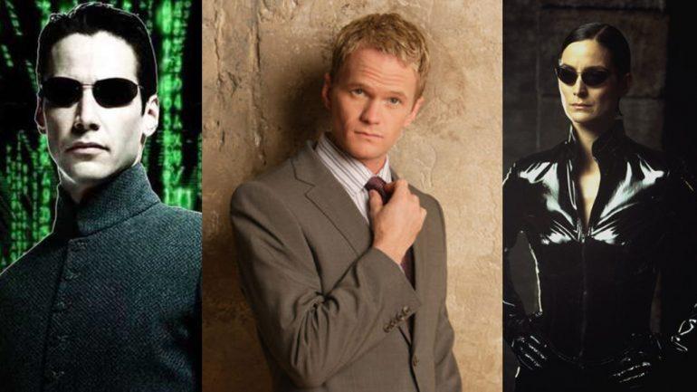 Matrix 4 Neil Patrick Harris Barney Stinson