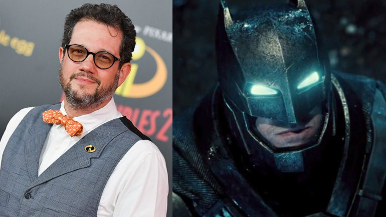 Michael Giacchino The Batman composer