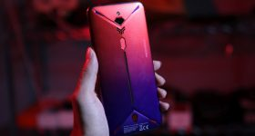 Nubia Red magic 3S back