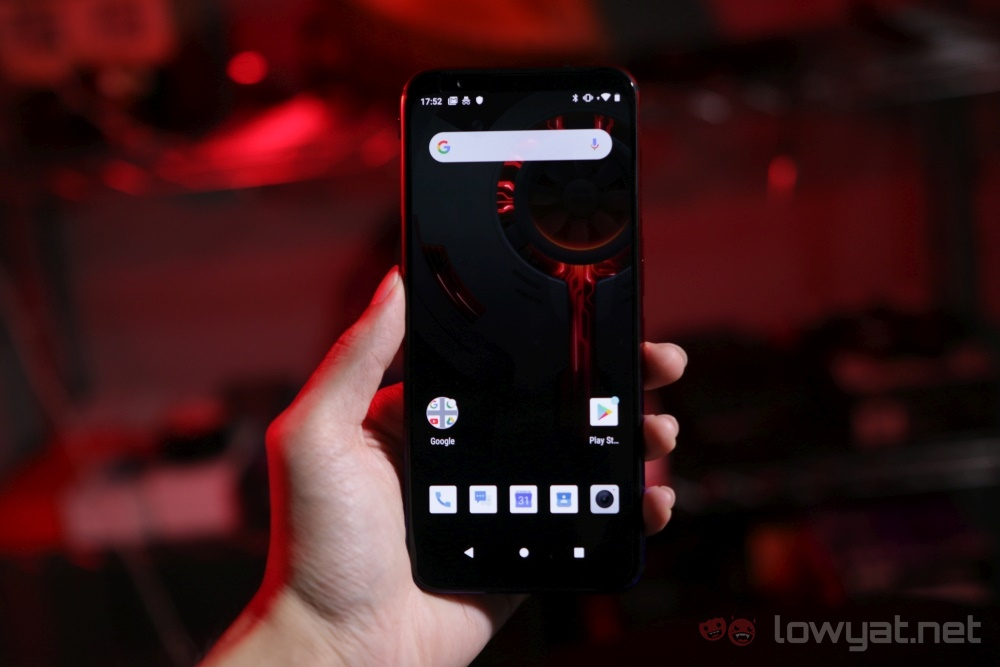 Nubia Red magic 3S front
