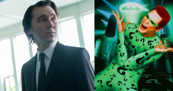 Paul Dano Riddler The Batman