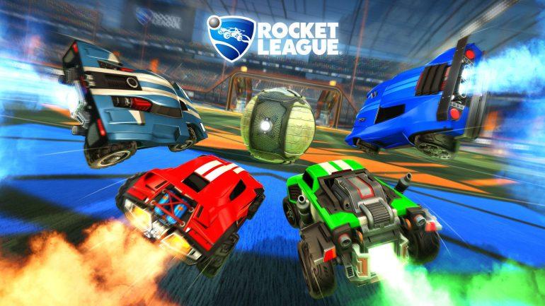 Rocket League Epic Psyonix mobile