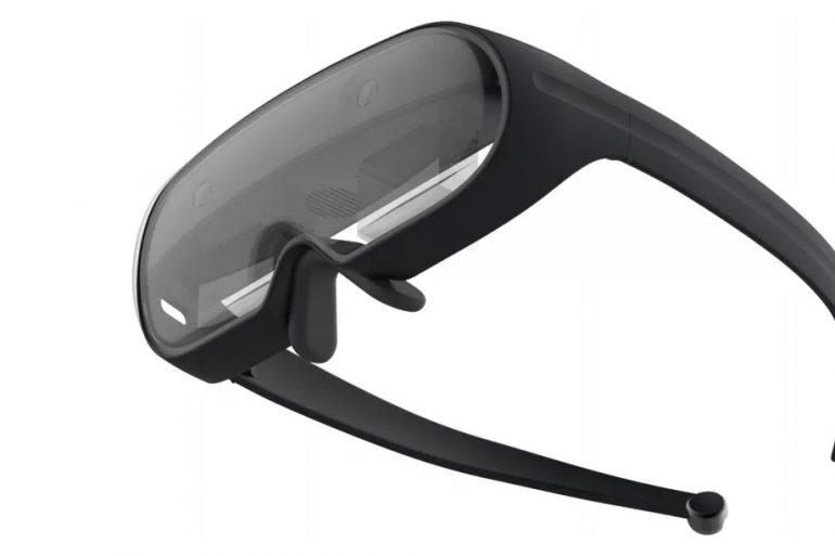 Samsung AR headset 3D