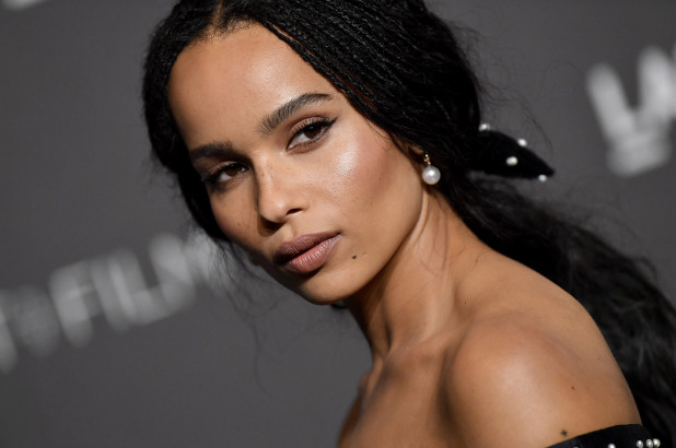 Zoe Kravitz Will Play Catwoman in Robert Pattinson's 'Batman'