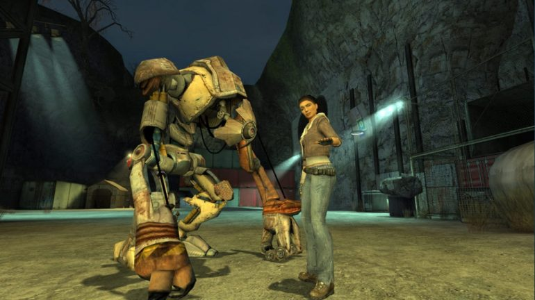 Valve announces new Half-Life game but there's a catch
