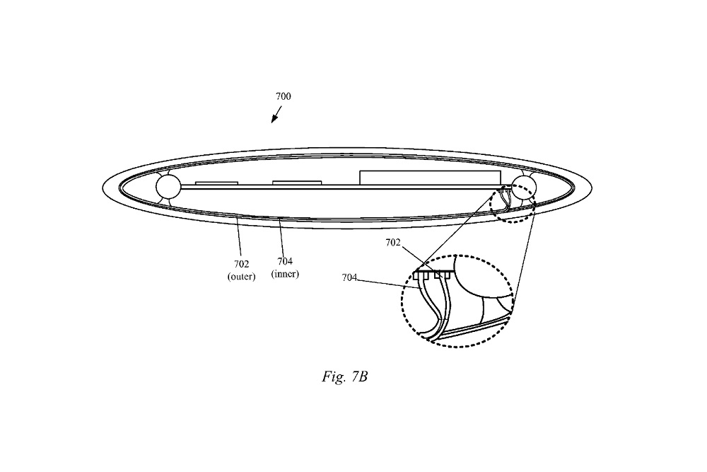 Apple patent leak details wrap-around iPhone display
