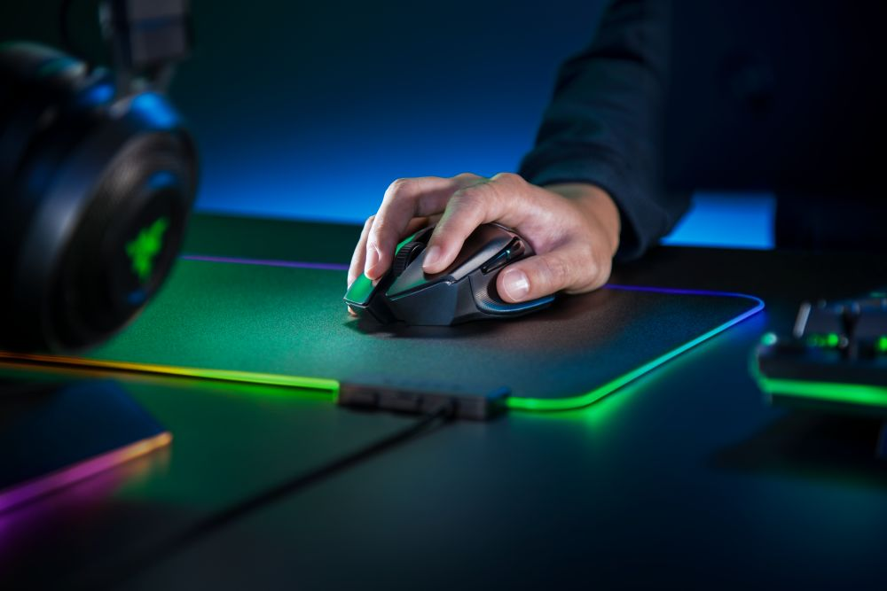 Razer unveils Basilisk Ultimate and Basilisk X HyperSpeed gaming mice