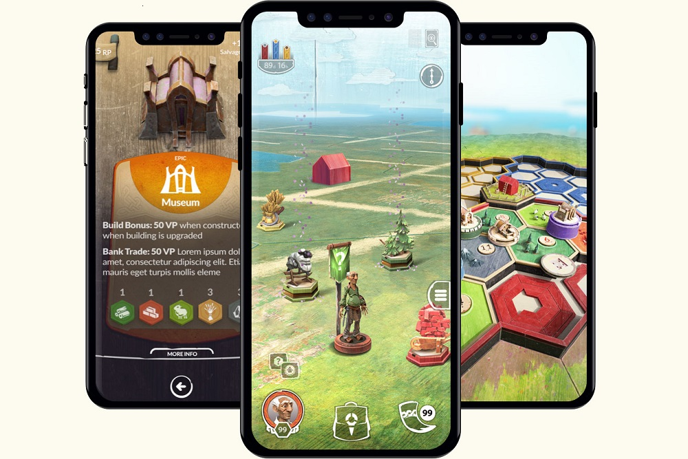 Catan 'AR' game is coming to your mobile devices soon