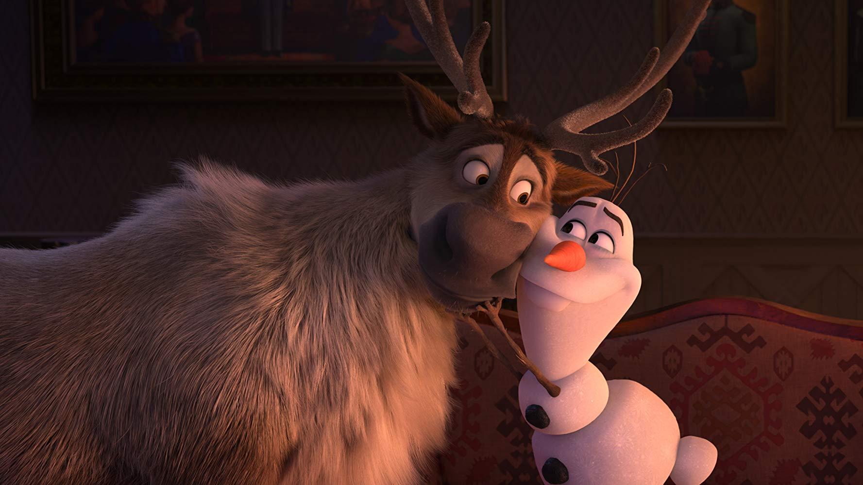 'Frozen 2' becomes Disney's sixth billion-dollar movie this year