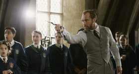 Jude Law Fantastic Beasts 3