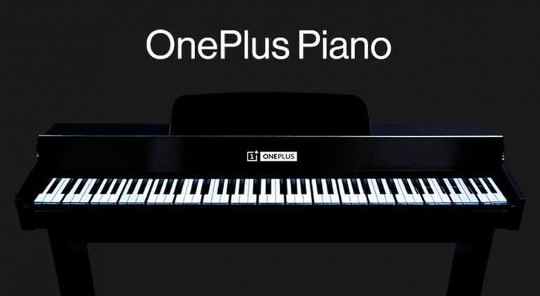 OnePlus Creates Piano Using 17 OnePlus 7T Pro Units