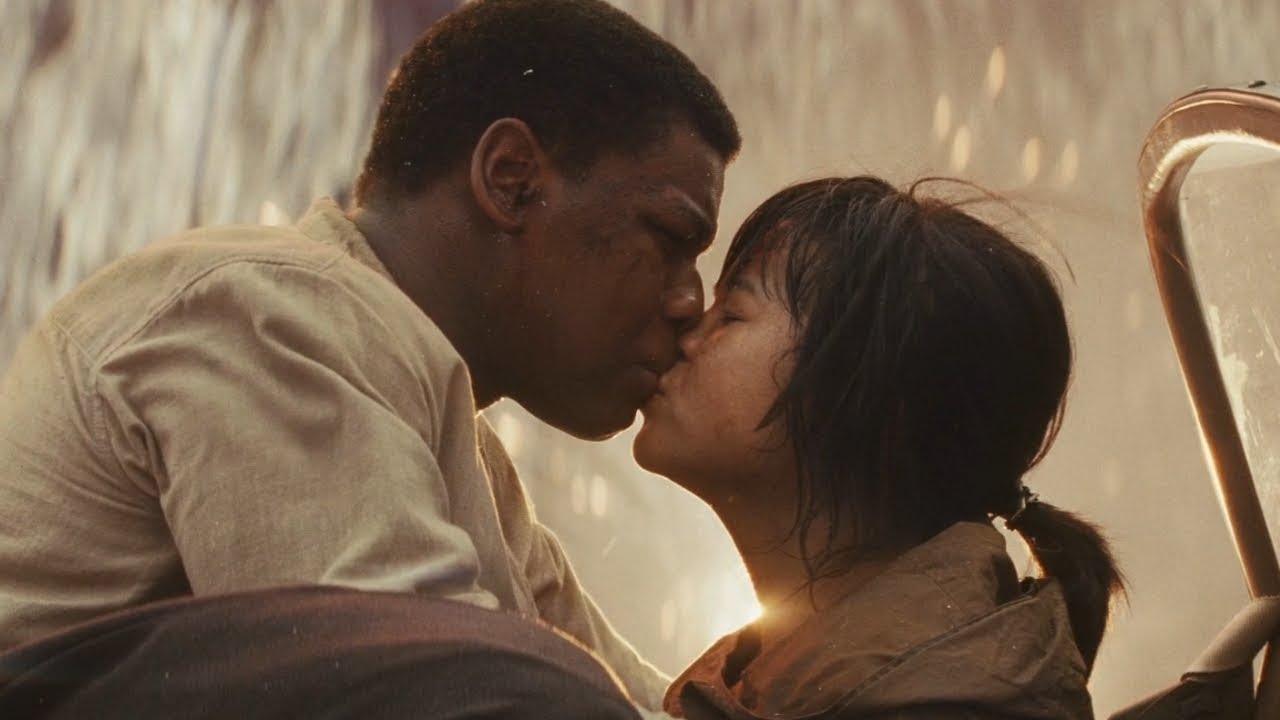 Star Wars Finn and Rose
