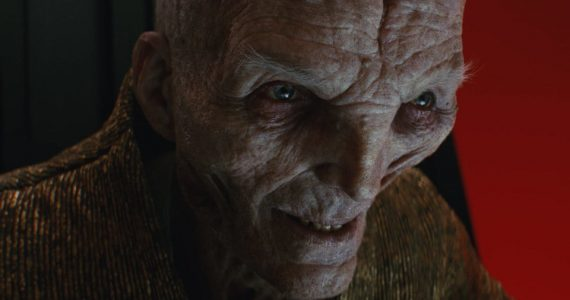 JJ Abrams Supreme Leader Snoke Star Wars