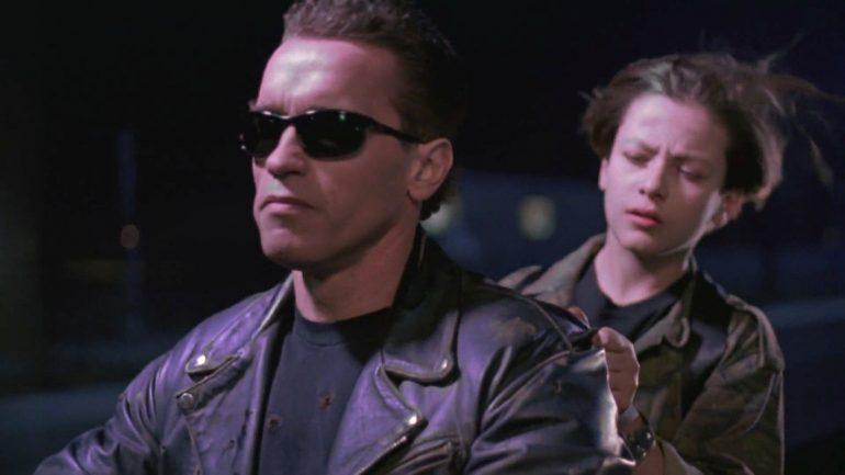 Terminator: Dark Fate John Connor Edward Furlong