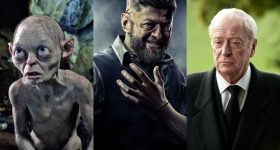 The Batman Andy Serkis Alfred Pennyworth